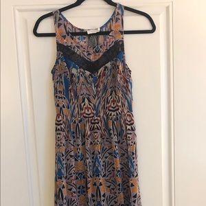 Lush full length maxi dress